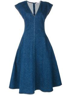 Stella McCartney Ivy Organic denim dress