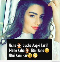 Khatarnak Attitude Shayari for Girls Attitude Shayari, Attitude Quotes For Girls, Crazy Girl Quotes, Girl Attitude, Boy Quotes, Girly Quotes, Crazy Girls, Girls Dp, Attitude Thoughts
