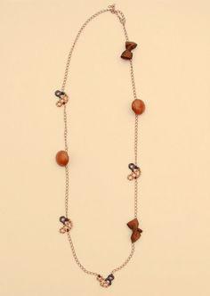 Romy Schneider necklace
