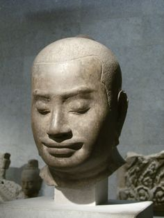 Something wonderful and Cambodian out of Guimet museum in Paris
