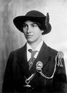 Olave Baden-Powell Girlguiding