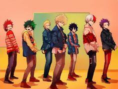 Deku Anime, M Anime, Fanarts Anime, Boku No Hero Academia, My Hero Academia Manga, My Hero Academia Episodes, My Hero Academia Memes, Hero Academia Characters, Film Manga