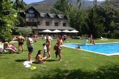 Piscina d'estiu del Flòrido Hotel