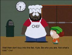 10 South Park quotes teaching you how live life