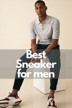 Balenciaga Sneakers, Gucci Sneakers, Best Sneakers, White Sneakers, Leather Sneakers, Adidas Sneakers, Mens Fashion Shoes, Fashion Outfits, Men Dress