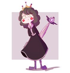 "spatziline: ""Young Eclipsa! """