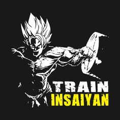 Train Insaiyan (Goku Hardcore Squat - Leg Day)