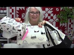 Retreat bag sewing video – Sew Modern Bags