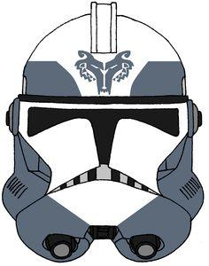 Clone Trooper Sinker's Helmet 3
