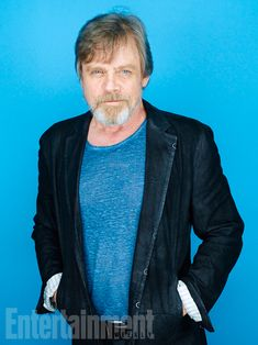 Mark Hamill, 'Star Wars: Episode VII - The Force Awakens ' #EWComicCon   Image Credit: Michael Muller for EW