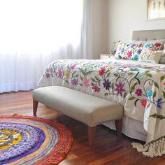 homify Argentina: Dormitorios con un estilo único. El secreto está en los detalles. #decoraciondedormitorios