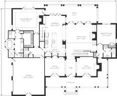 1st floor - floor plans