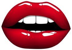 Red Lips Png Clipart Best Web Clipart Lipstick Art Clip Art Red Lips