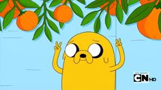 ADVENTURE TIME not peace signs, 4. For how many weeks ice king is grounded! XD
