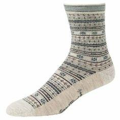 63eada2c354 Smartwool Women s Mini Fairisle Socks - Natural Heather S by SmartWool.   18.95. With a