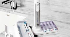 If you want to brush your teeth more effectively, you might want to try this tech-packed toothbrush and its companion app.