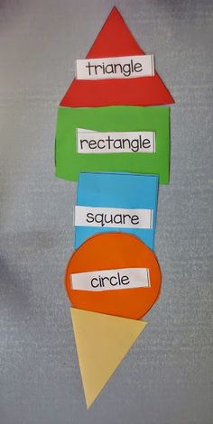 Shape Ice-Cream! Love, Laughter and Learning in Prep!: Hands-On Ideas for Teaching 2D Shape!