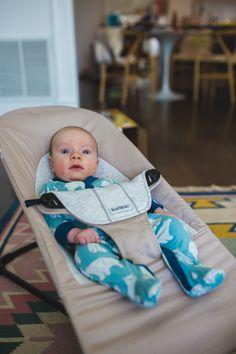 a04b5e9bb9cc Bouncer Bliss – a cozy seat for newborns