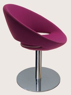 Crescent Round Dining Chair Swivel - Soho Concept Furniture