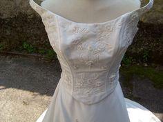 jolie robe de mariée 42 Alanis NS  point mariage - Meurthe et Moselle