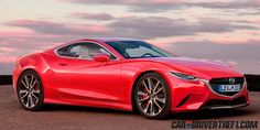 Mazda RX-7 2017: Futurista sí, pero con principios | CarandDriverTheF1.com