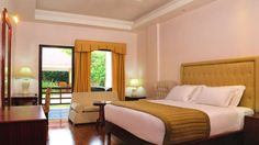 Le ROI Corbett Resort boasts of 36 beautifully designed Premium Rooms accoutred with state-of-the-art amenities. The rooms are the perfect hideaway after a day-long excursion to Jim Corbett National Park.  Book Your Stay Now And Get the Best Price Guarantee. http://www.leroihotels.com/leroi-corbett/rooms/premium-rooms.html