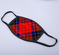 100% polyester face mask with your choice of tartan print available in three sizes. All...