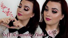 Hope you enjoy this romantic eye makeup tutorial using the makeup revolution pretty incredibles palette. Romantic Eye Makeup, Pink Eye Makeup, Makeup Revolution, Makeup Brushes, Lashes, The Incredibles, Pretty, Eyelashes, Paint Brushes