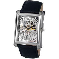 becadda36d3 Akribos XXIV AK426SS Skeleton Automatic Mens Watch. Relojes Para Hombres
