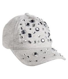Kids  Jeweled Baseball Cap Spring Hats 8f4e3c7ddbec