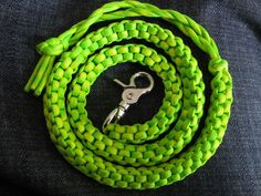 Picture of Dog Leash from Paracord - Make one- Instructables.