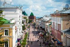 Nizhny Novgorod with height_12