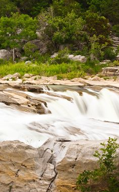 Pedernales Falls | Travel | Vacation Ideas | Road Trip | Places to Visit | Johnson City | TX | Waterfall | Community Park | State Park | Hiking Area | Scenic Point | Natural Feature