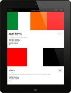 KASHIWASATO.COM for iPad