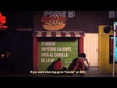 Cadena de supermercados Carulla promociona su servicio de 24 horas cuando su competencia duerme