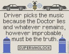First rule of Superwholock--I think this is epic, and I don't know where to pin it.