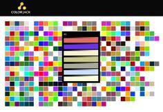 Five Amazing Color Palette Generators – Color Jack, Daily Color Scheme, Color Palette Generator, Color Hunter, and Kuler