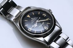 Rolex Oyster Space-Dweller - So I finally find the perfect Rolex - It happens to be a Japan only rarity. How typical.