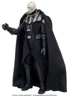 "Star Wars Collector - The Black Series - 6"" - #02 Darth Vader ..."