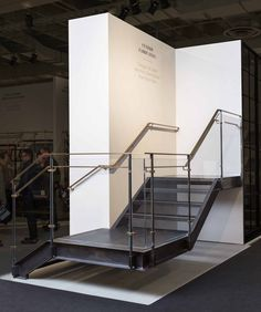Outrigger Custom Stair System