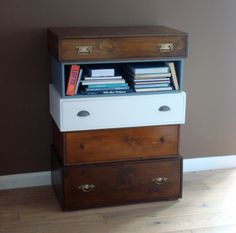 Chest of drawers  Loft Style  K.T4 by Moebelunikate on Etsy