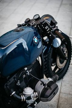 BMW R80 customized #vintagecruising
