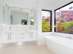 Bathroom Gallery | Project Galleries | Townsville | Cairns | Ingham - Moduline