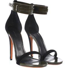 WISH I WAS RICH - CELINE Sandals (610 AUD) found on Polyvore
