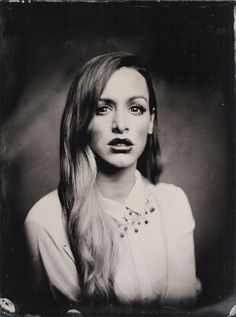 Collodion Wet Plate Ambrotype  by Daniel Samanns
