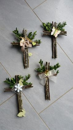 decorations for easter church \ decorations for easter ` decorations for easter table ` decorations for easter church Spring Crafts, Holiday Crafts, Communion Decorations, Church Decorations, Table Decorations, First Communion Party, Easter Religious, Christian Crafts, Cross Crafts