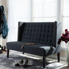 Adams Upholstered Bench