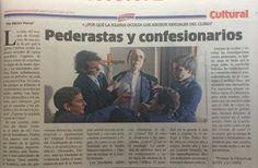 Pederastas y confesionarios