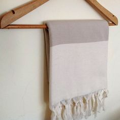 Used in Turkish baths for centuries, 'Peshtemal' is traditional Elegant Organic Turkish Towel, lightweight, absorbs water and dries five times quicker Gifts For Father, Mother Gifts, Valentines Day Messages, Turkish Bath Towels, Table Covers, Beach Towel, Hand Weaving, Beige, Elegant