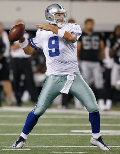 27067e1014f Tony Romo Photos Photos  Oakland Raiders v Dallas Cowboys